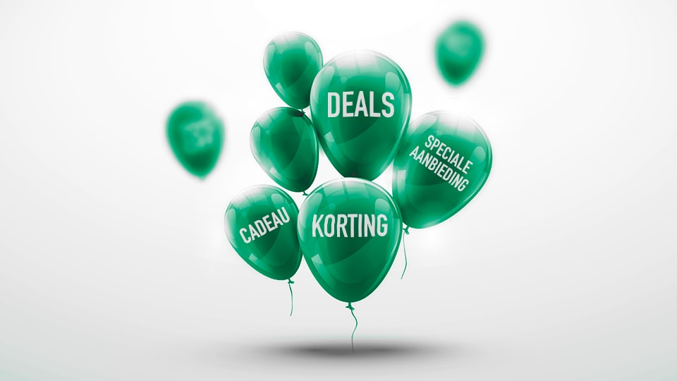 Check onze deals